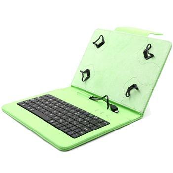 Akce - Pouzdro FlexGrip s klávesnicí pro Acer Iconia One 7 - B1-730 HD, Green
