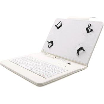 Akce - Pouzdro FlexGrip s klávesnicí pro GoClever Insignia 700 Pro, White