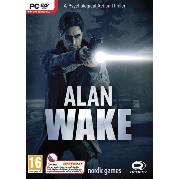 Alan Wake CZ PC