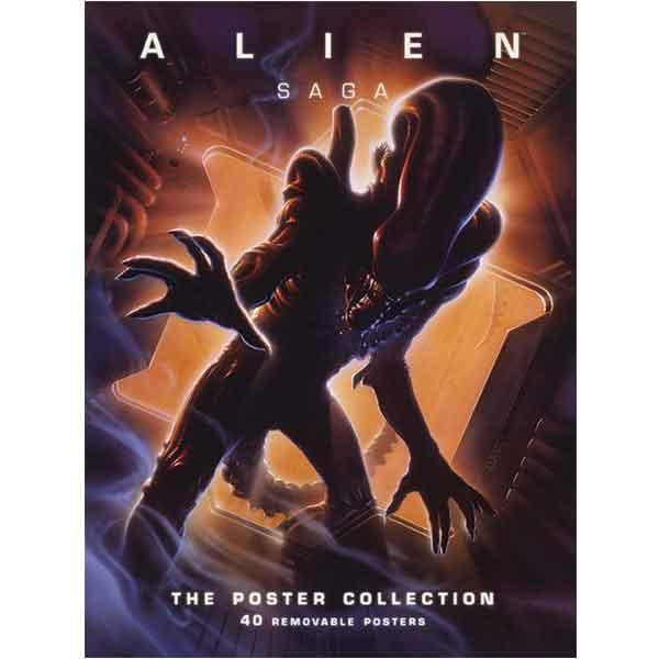 Alien Saga: The Poster Collection