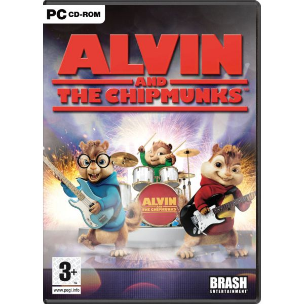 alvin and the chipmunks po