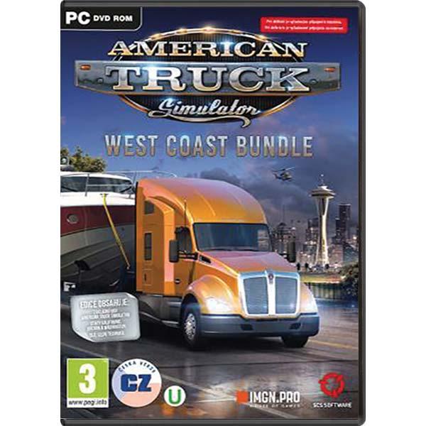 American Truck Simulator: West Coast Bundle