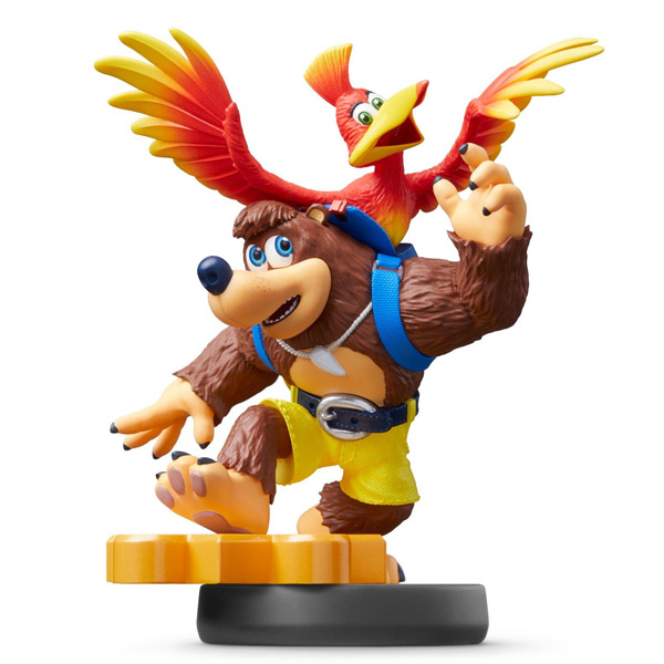 amiibo Banjo & Kazzoie (Super Smash Bros.)