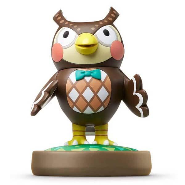 amiibo Blathers (Animal Crossing)