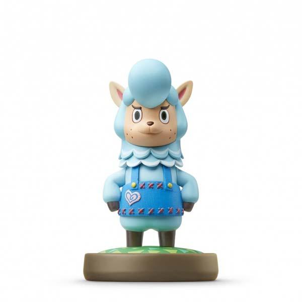 amiibo Cyrus (Animal Crossing)