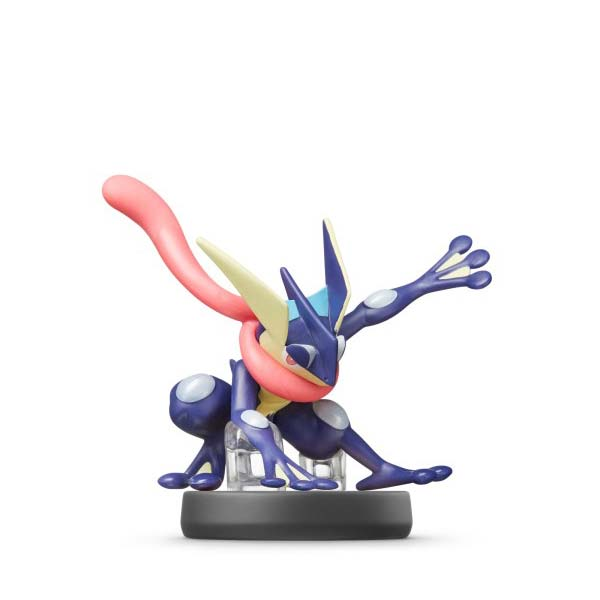 amiibo Greninja (Super Smash Bros.)