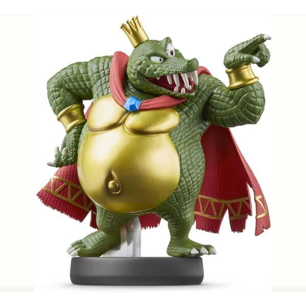 amiibo King K. rool (Super Smash Bros.)