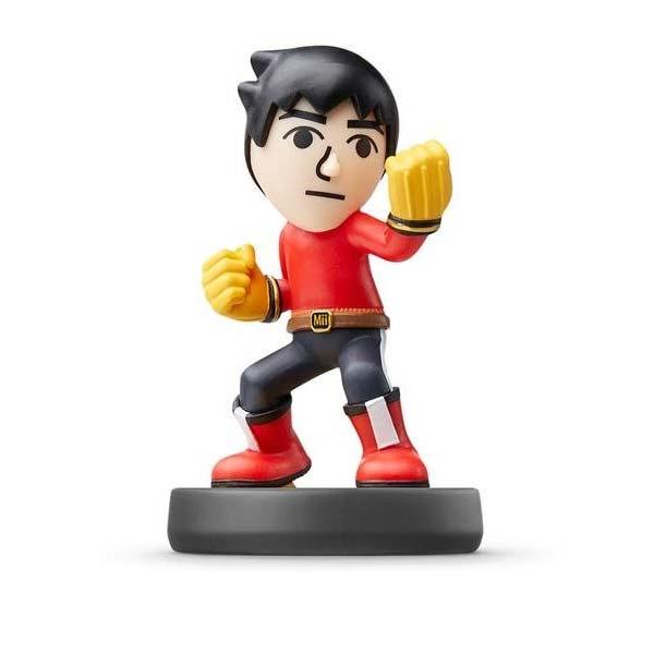 Amiibo Mii Brawler (Super Smash Bros)