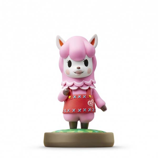 amiibo Reese (Animal Crossing)
