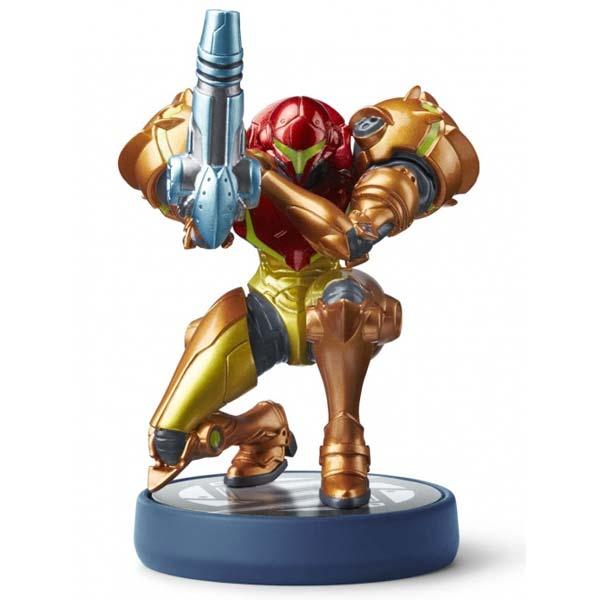 Amiibo Samus (Metroid)