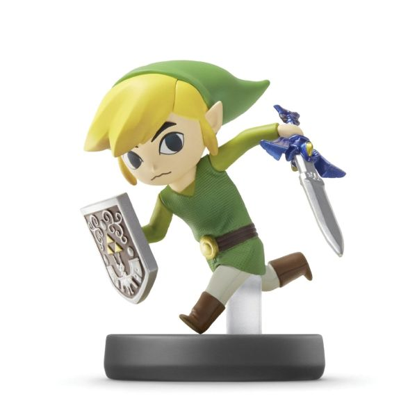 amiibo Toon Link (Super Smash Bros.)