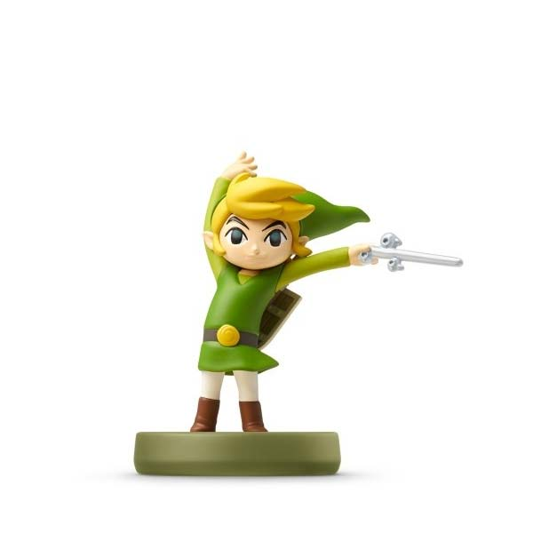 amiabo Toon Link (Legenda o Zelda Wind Waker)