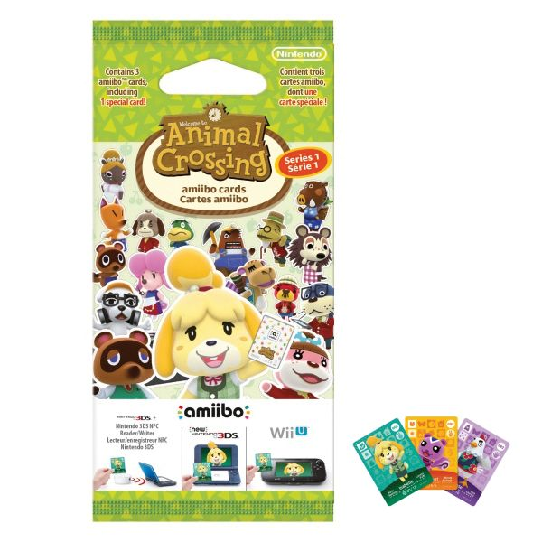 Animal Crossing amiibo Cards (Series 1)