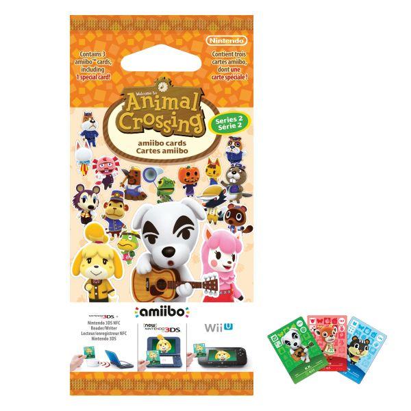 Animal Crossing amiibo Cards (Series 2)