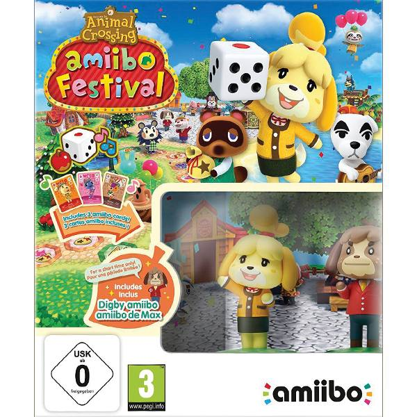 Animal Crossing: Amiibo Festival with Isabelle \u0026 Digby amiibo Wii U