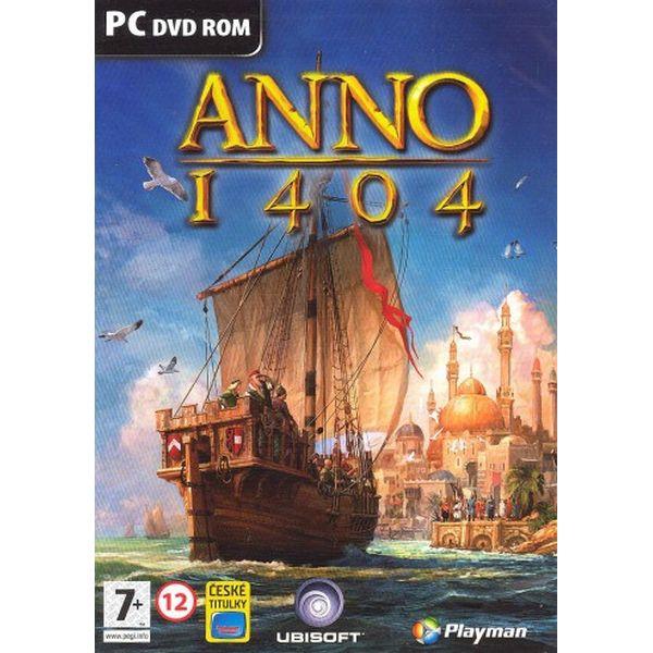 Anno 1404 CZ PC