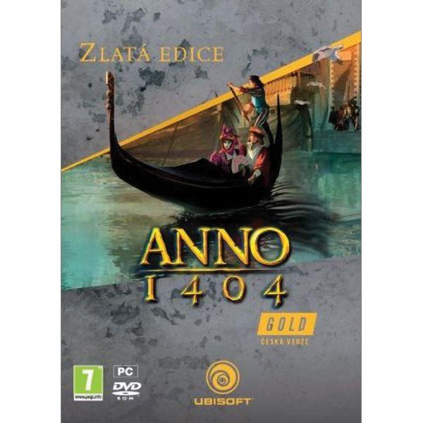 Anno 1404 CZ (Zlatá Edice) PC