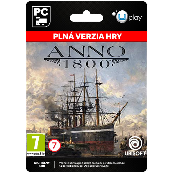Anno 1800[Uplay]
