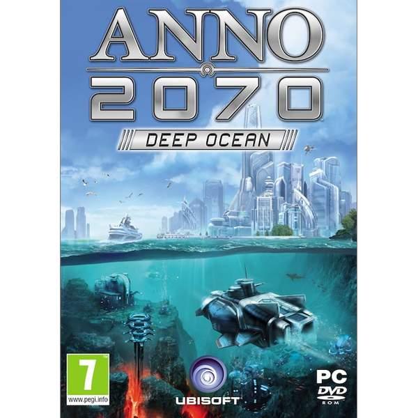 Anno 2070: Deep Ocean PC