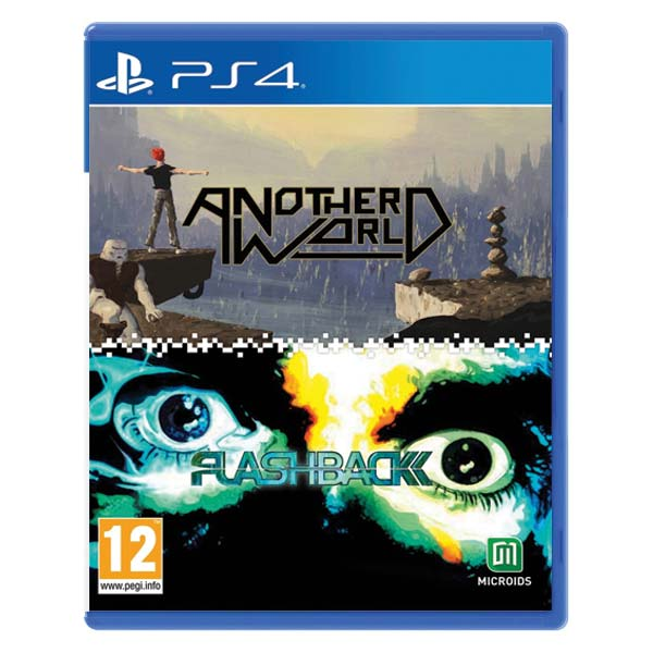 Another World & Flashback PS4