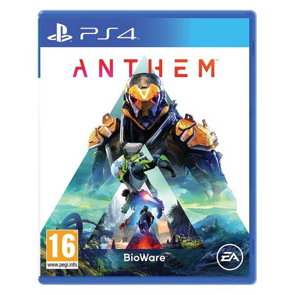Anthem[PS4]-BAZAR (použité zboží)