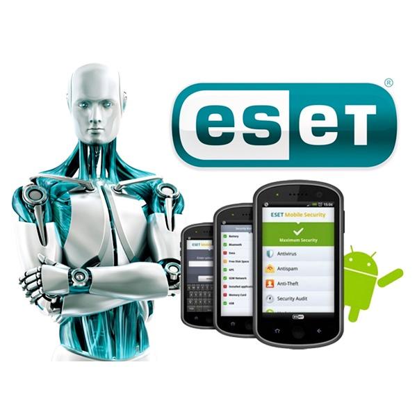 Antivirový program ESET Mobile Security pro 1 zařízení na 1 rok