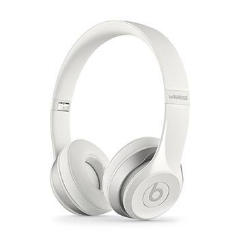 Apple Beats Solo2 Wireless by Dr.Dre On-Ear, White