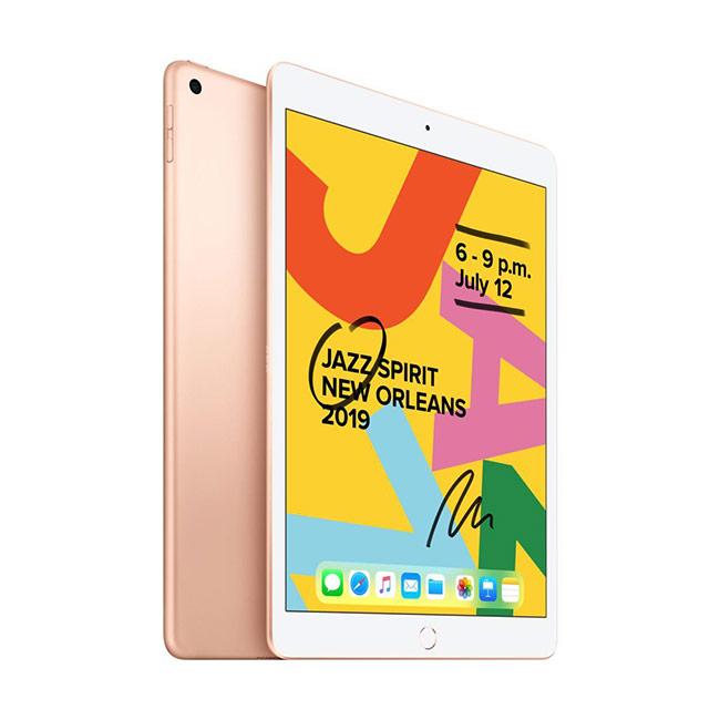 Apple iPad (2019), Wi-Fi + Cellular, 32GB, Gold