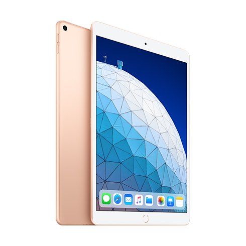 "Apple iPad Air 10.5 ""(2019), Wi-Fi + Cellular, 256GB, Gold"