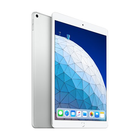 "Apple iPad Air 10.5 ""(2019), Wi-Fi + Cellular, 256GB, Silver"