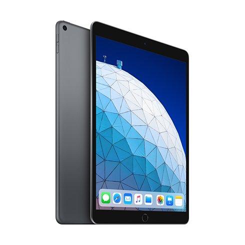 "Apple iPad Air 10.5 ""(2019), Wi-Fi + Cellular, 256GB, Space Gray"