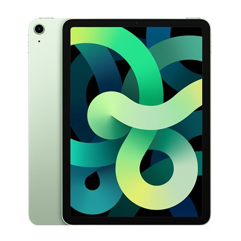 "Apple iPad Air 10.9 ""(2020), Wi-Fi, 64GB, Green"