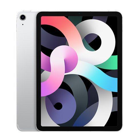 "Apple iPad Air 10.9 ""(2020), Wi-Fi + Cellular, 64GB, Silver"