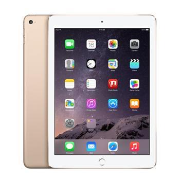 Apple iPad Air 2, Wi-Fi Cellular, 16GB, Gold