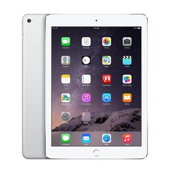 Apple iPad Air 2, Wi-Fi Cellular, 16GB, Silver