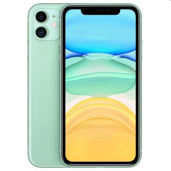 iPhone 11, 128GB, green
