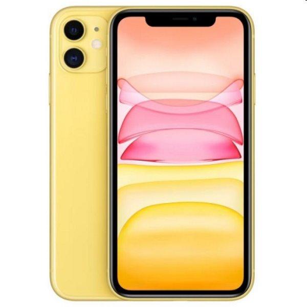 iPhone 11, 128GB, yellow