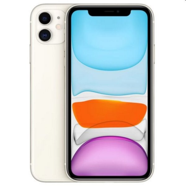 iPhone 11, 64GB, white