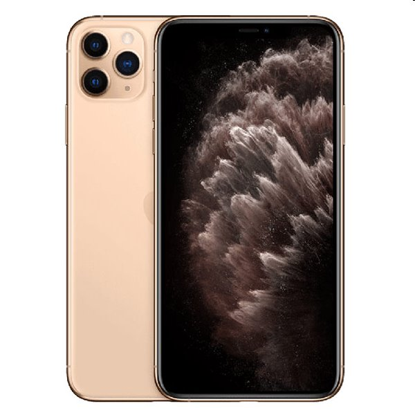 iPhone 11 Pro Max, 512GB, gold