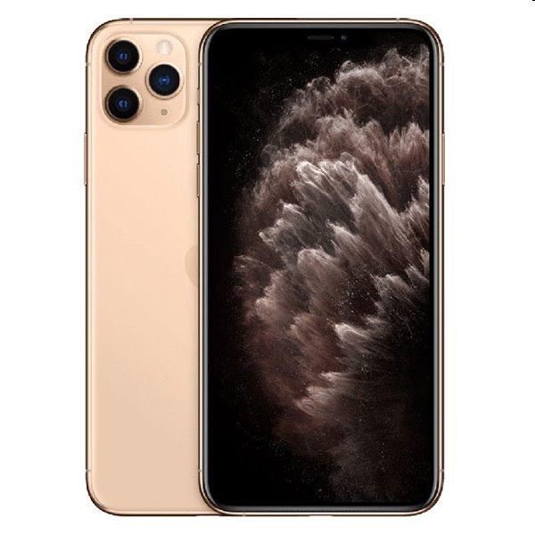 iPhone 11 Pro Max, 64GB, gold