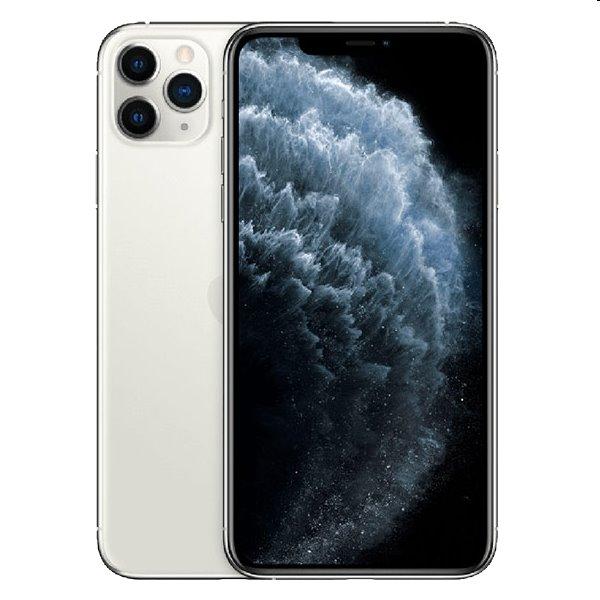 iPhone 11 Pro Max, 64GB, silver