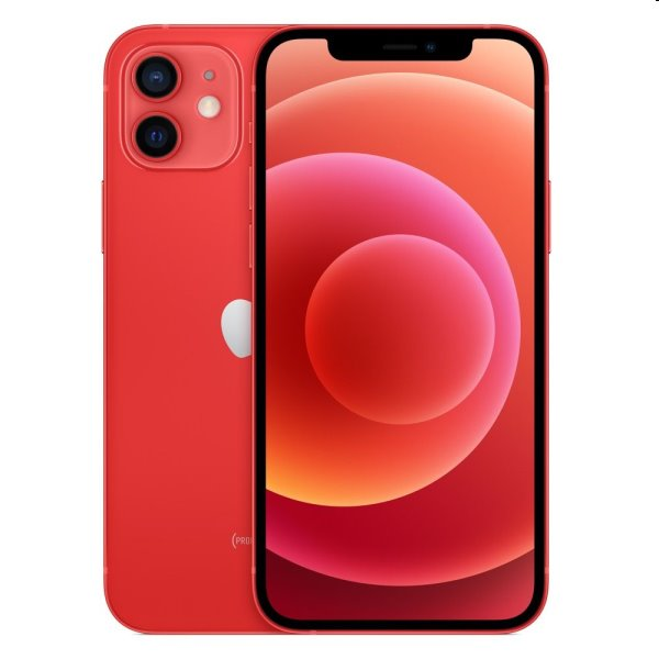 iPhone 12, 128GB, red