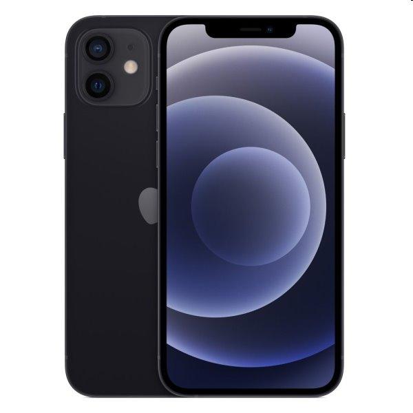 iPhone 12, 256GB, black