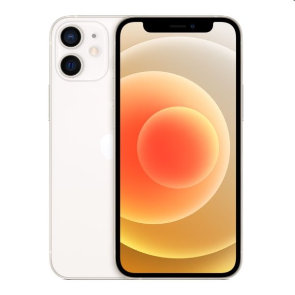 iPhone 12 mini, 128GB, white
