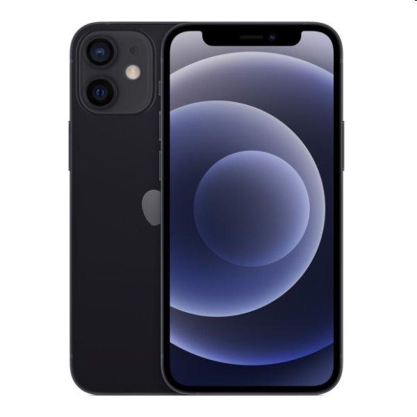 iPhone 12 mini, 64GB, black