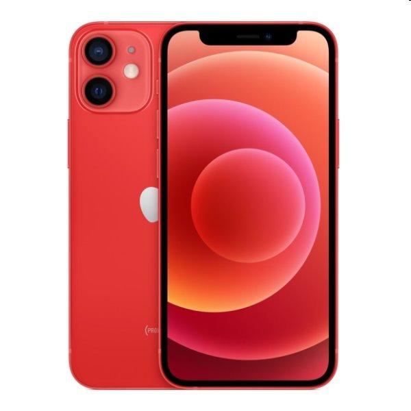 iPhone 12 mini, 64GB, red