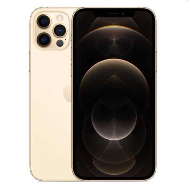 iPhone 12 Pro, 128GB, gold