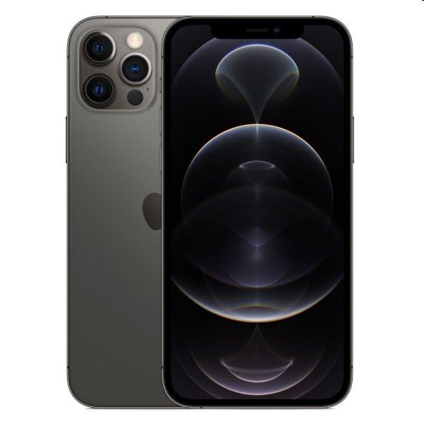 iPhone 12 Pro, 128GB, graphite