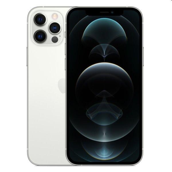 iPhone 12 Pro, 128GB, silver