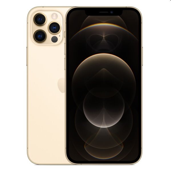 iPhone 12 Pro, 256GB, gold